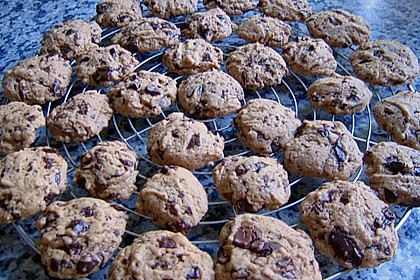 Chewy Chocolate Chip Cookies 70