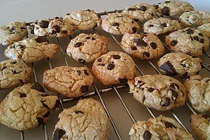 Chewy Chocolate Chip Cookies 50