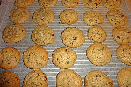 Chewy Chocolate Chip Cookies 31