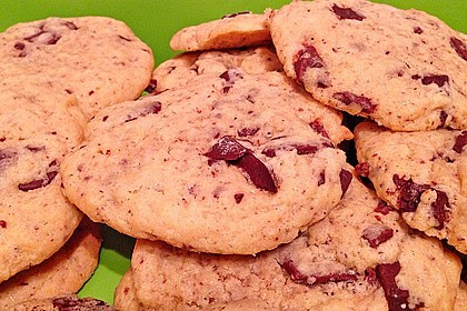 Chewy Chocolate Chip Cookies 77