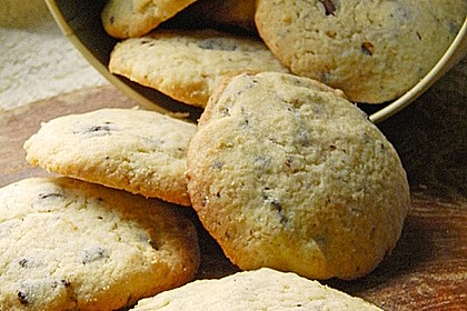Chewy Chocolate Chip Cookies 20