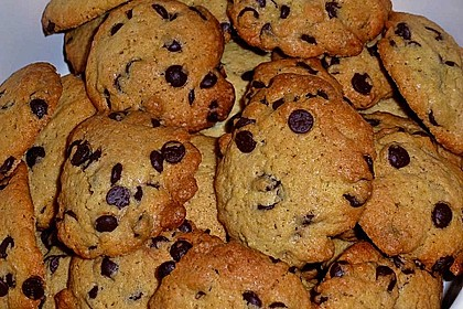 Chewy Chocolate Chip Cookies 24