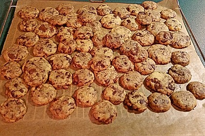 Chewy Chocolate Chip Cookies 49
