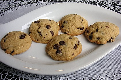 Chewy Chocolate Chip Cookies 11