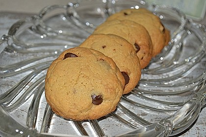 Chewy Chocolate Chip Cookies 36