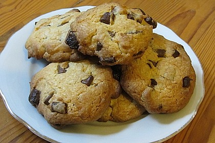 Chewy Chocolate Chip Cookies 15