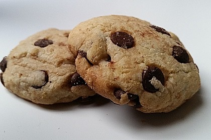 Chewy Chocolate Chip Cookies 7