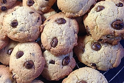 Chewy Chocolate Chip Cookies 23