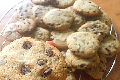 Chewy Chocolate Chip Cookies 42
