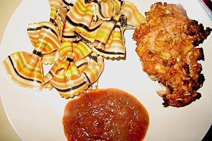 Hähnchenbrust mit Kräuterkruste 3
