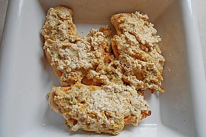 Hähnchenbrust mit Kräuterkruste 26