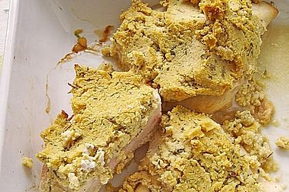 Hähnchenbrust mit Kräuterkruste 12