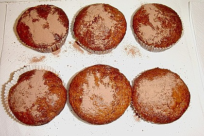 Schoko - Bananen - Muffins 1
