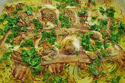 Spaghetti-Auflauf mit Speck 45