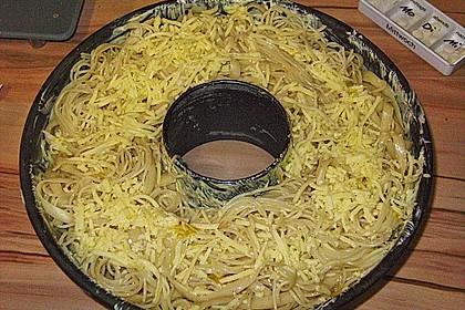Spaghetti-Auflauf mit Speck 85