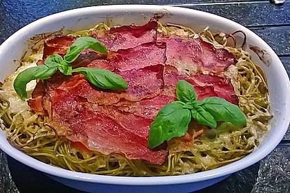 Spaghetti-Auflauf mit Speck 53
