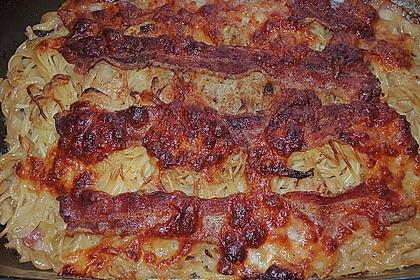 Spaghetti-Auflauf mit Speck 71