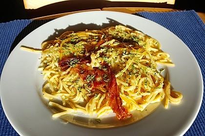 Spaghetti-Auflauf mit Speck 40