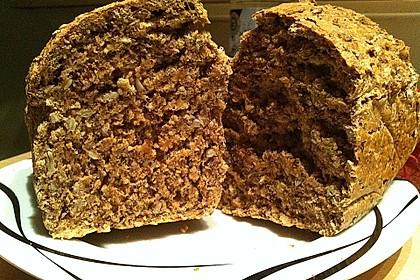 Vollkorn - Blitz - Brot (Bild)