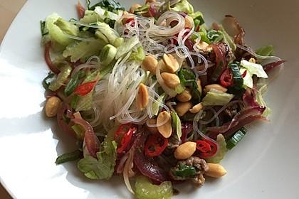 Thai-Glasnudelsalat - Yam Woon Sen 5