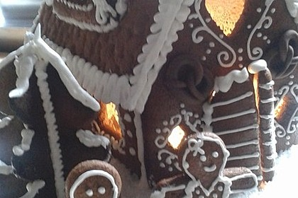 Omas Lebkuchen - ein sehr altes Rezept 10