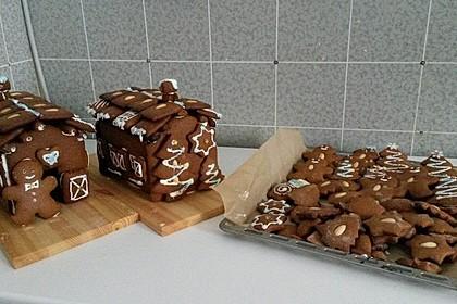 Omas Lebkuchen - ein sehr altes Rezept 17