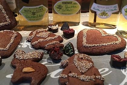 Omas Lebkuchen - ein sehr altes Rezept 4