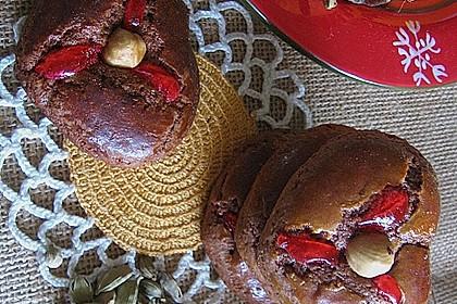 Omas Lebkuchen - ein sehr altes Rezept 155