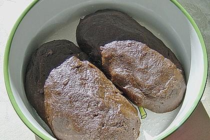 Omas Lebkuchen - ein sehr altes Rezept 204