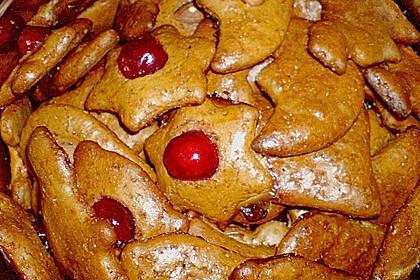 Omas Lebkuchen - ein sehr altes Rezept 182
