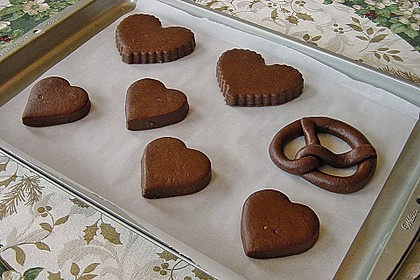 Omas Lebkuchen - ein sehr altes Rezept 106