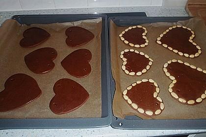 Omas Lebkuchen - ein sehr altes Rezept 224