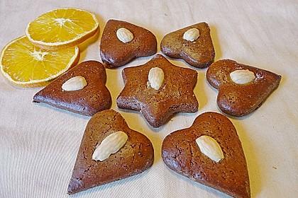 Omas Lebkuchen - ein sehr altes Rezept 45
