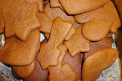 Omas Lebkuchen - ein sehr altes Rezept 105