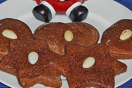 Omas Lebkuchen - ein sehr altes Rezept 148