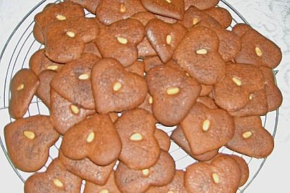 Omas Lebkuchen - ein sehr altes Rezept 186