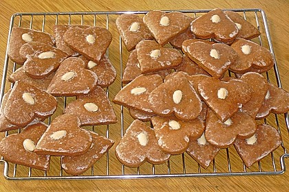 Omas Lebkuchen - ein sehr altes Rezept 100