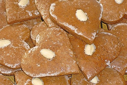 Omas Lebkuchen - ein sehr altes Rezept 95