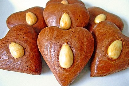 Omas Lebkuchen - ein sehr altes Rezept 25