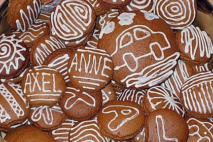 Omas Lebkuchen - ein sehr altes Rezept 125