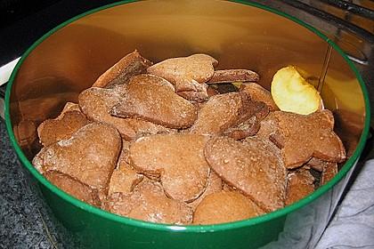 Omas Lebkuchen - ein sehr altes Rezept 162