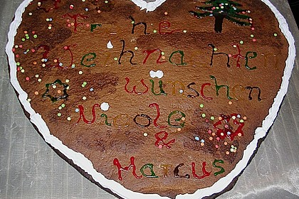 Omas Lebkuchen - ein sehr altes Rezept 219