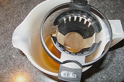 Vanille - Likör mit Honig 5