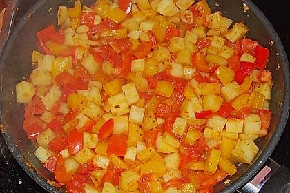 Griechische Kartoffelpfanne 4