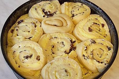 Puddingschnecken - Kuchen 72