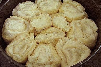 Puddingschnecken - Kuchen 68