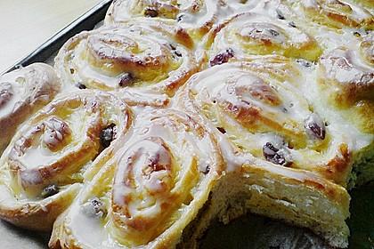 Puddingschnecken - Kuchen 3