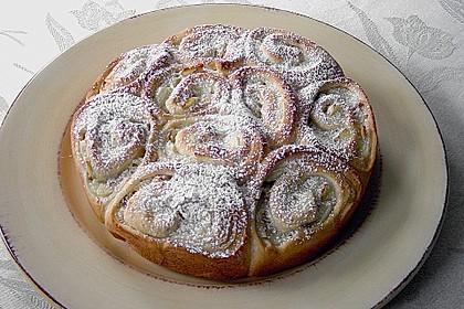 Puddingschnecken - Kuchen 18