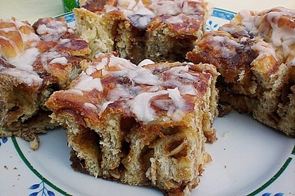 Puddingschnecken - Kuchen 27