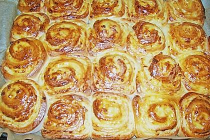 Puddingschnecken - Kuchen 54